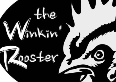 The Winkin' Rooster