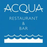 Acqua Logo Restaurant and Bar