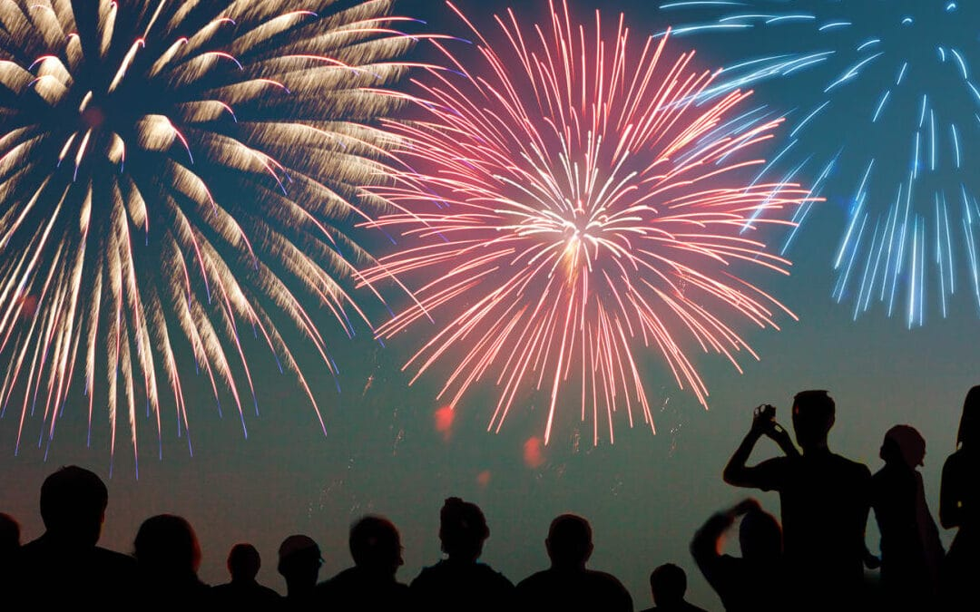 Fireworks! presented by Taste of Shoreview