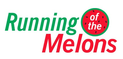 Running of the Melons flyer